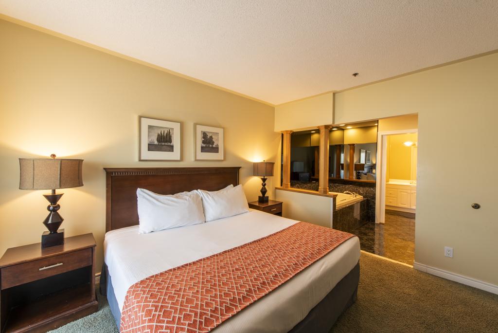 Georgian Bay Hotel, Wyndham, bedrooom