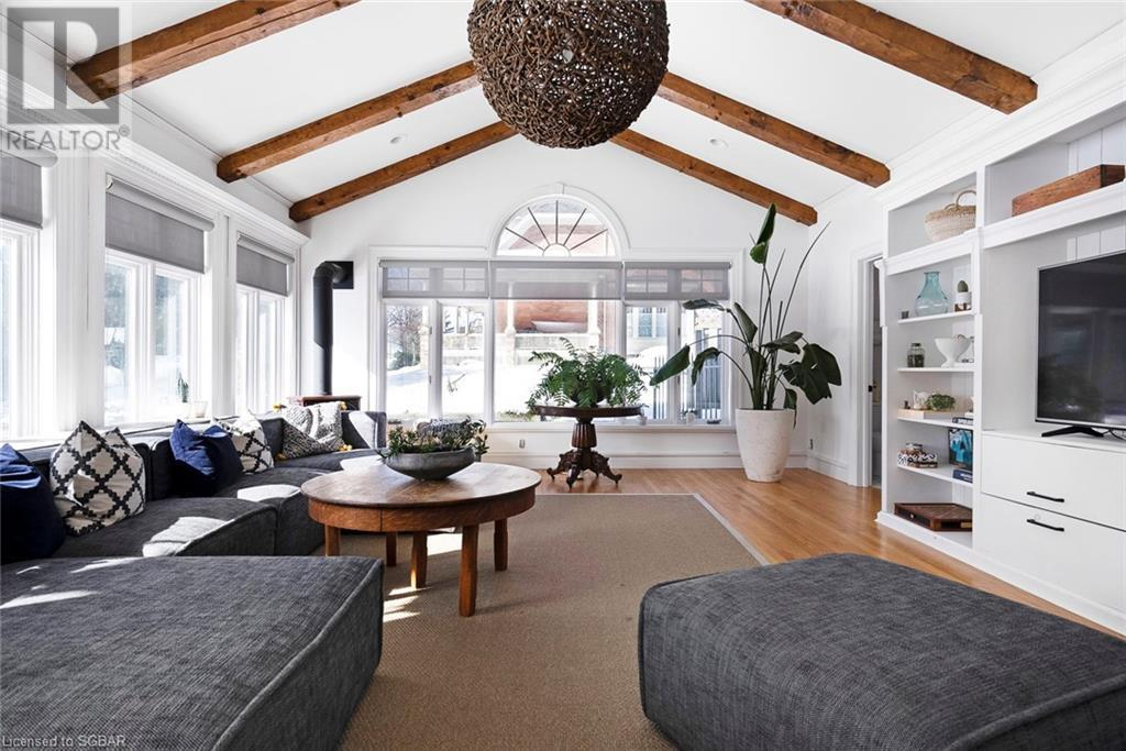 Sunset Park Collingwood home interior