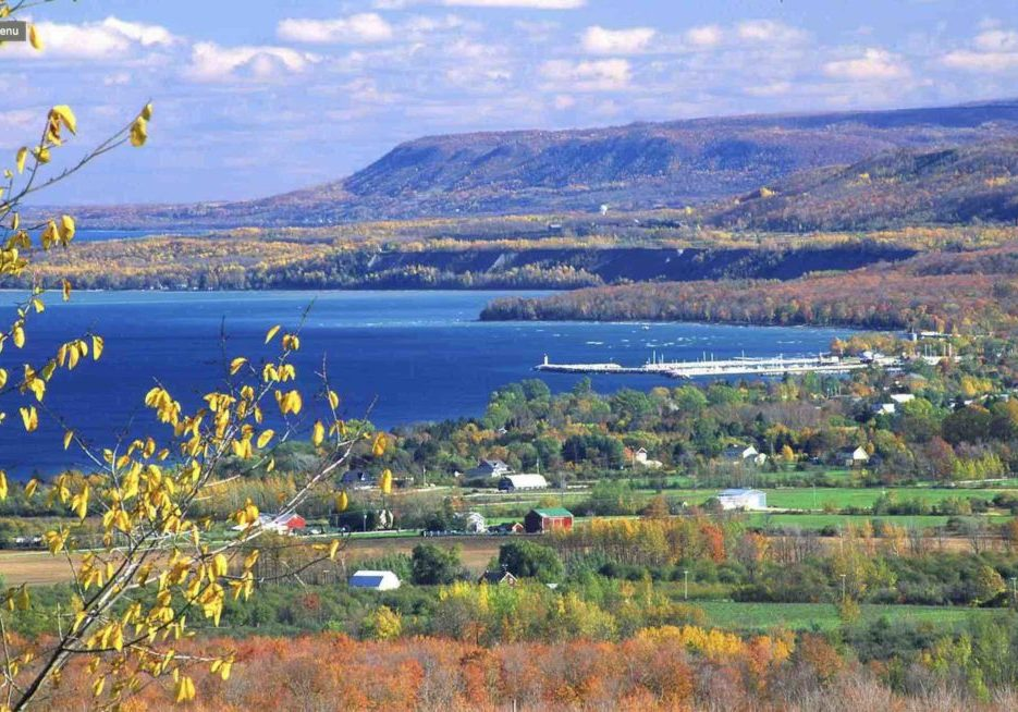 iew over Georgian BayMunicipality of Meaford